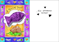 Purr-fect Greetings - A Special Treat