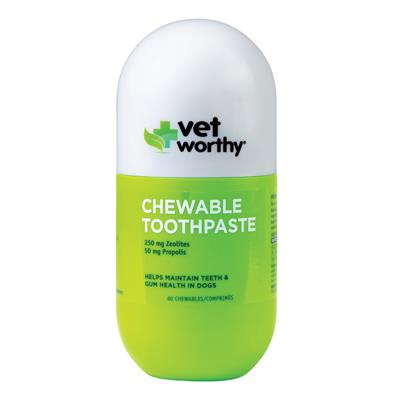 Chewable Toothpaste (60 tablets)