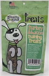 Turkey & Bacon Training Treats - 6oz Bag