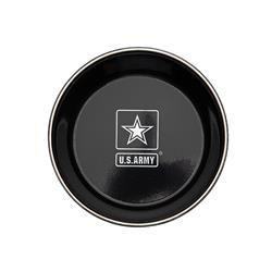 Heavy Steel Pet Bowl by US Army