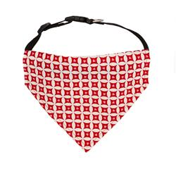Valentines Day Dog Bandana - Over the Collar Style in 5 Sizes |  BUY 10 GET 1 FREE     - COPY