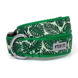 Tropical Leaves Collar & Lead Collection