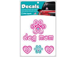 Dog Mom - Decal Sheet