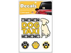 Dog Taxi - Decal Sheet