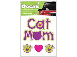 Cat Mom - Decal Sheet
