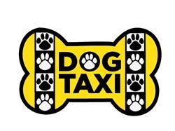"Dog Taxi - 3"" Sticker"