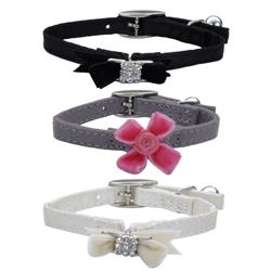 Li'l Pals® Safety Kitten Collar with Bow