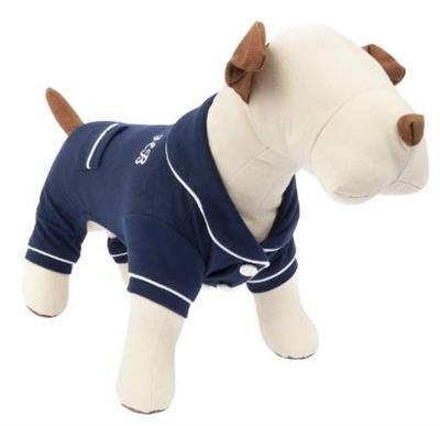 Blue HB Dog Pajamas