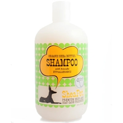 Shea Butter Hypo Allergenic Shampoo with Avocado