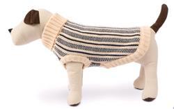 Cabin Stripe Knit Sweater