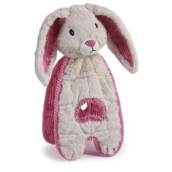 Cuddle Tugs Bunny by Charming Pet