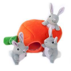 Bunny 'n Carrot Burrow by Zippy Paws