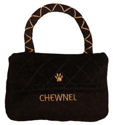 Chewnel Classique Black Purse