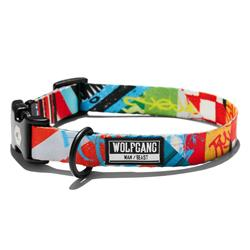StreetArt Dog Collars, Leads, & Harnesses by Wolfgang