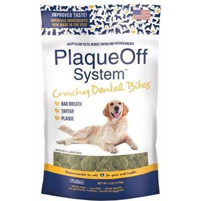 ProDen PlaqueOff Dental Bites by PlaqueOff