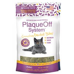ProDen PlaqueOff Dental Bites for Cats by PlaqueOff