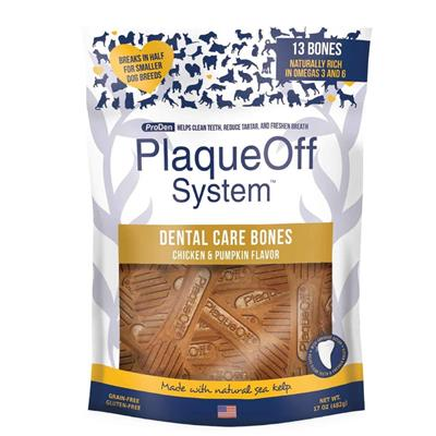 ProDen PlaqueOff Dental Bones by PlaqueOff