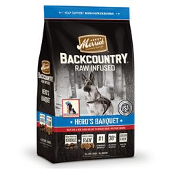Merrick Backcountry Raw Infused Hero's Banquet