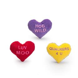 Valentine Love Hearts, 3 Piece Small