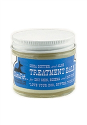 Shea Butter and Aloe Treatment Balm with Tea Tree Oil