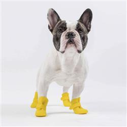 Unlined Wellies - Yellow