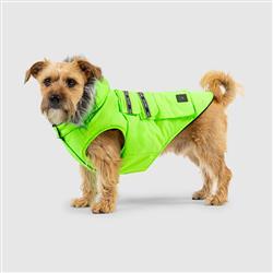 Everest Explorer Jacket - Neon Green