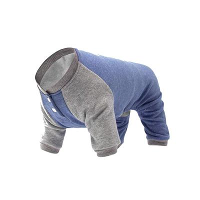 Frosty Fleece Sweatsuit - Blue
