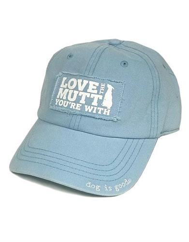 Hat: Love The Mutt You're With