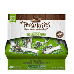 Merrick Fresh Kisses Coconut Oil Dental Chews (Singles)