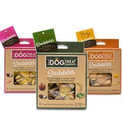 Snibbles® All Natural Hand Baked Crunchy Dog Treats for Royal Pups