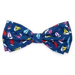 Sailboats Bow Tie