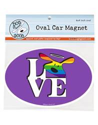 Car Magnet: Bolo Pride