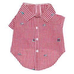 Gingham Chomp Shirt