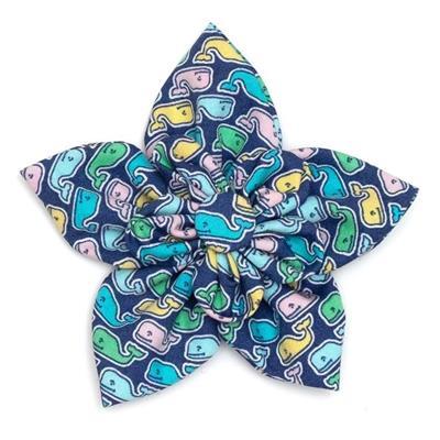 Multi Whales Dress