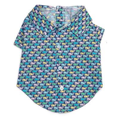 Multi Whales Shirt