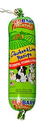 Redbarn Chicken & Liver food roll 10.5oz