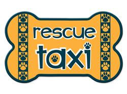 Bone Shaped Magnet - Rescue Taxi