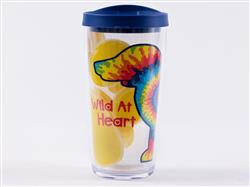 Wild At Heart - 16 oz Thermal Drinkware