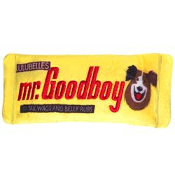 Mr.Goodboy (stuffless) by Lulubelles Power Plush