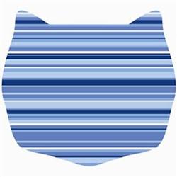 Small Space Mat - Caribbean Stripe