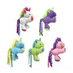 Unicorn Toys w/ Catnip - Assorted