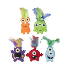 Monster Cat Toys - Assorted