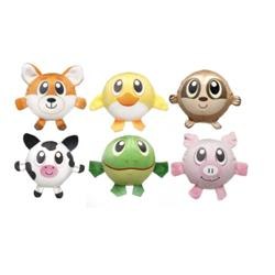 Squishy Pals Foam Ball Toys - Assorted