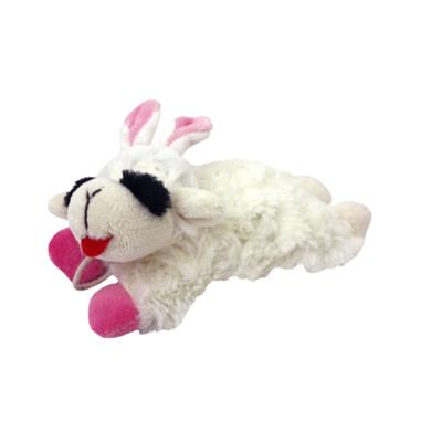 Easter Lamb Chop Dog Toys