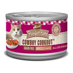 MERRICK CAT PURRFECT BISTRO COWBOY COOKOUT 5.5OZ (Case fo 24)