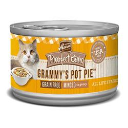 MERRICK CAT PURRFECT BISTRO GRAMMY'S 5.5OZ (Case fo 24)