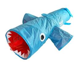"Mad Cat® JAWS SHARK 38"" CAT TUNNEL 2 Pack $20.00 ($10.00 EA)"