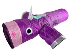 "Mad Cat® MEWNICORN UNICORN 38"" CAT TUNNEL 2 Pack $20.00 ($10.00 EA)"
