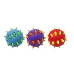 Spike TPR Ball Dog Toys - Assorted Colors