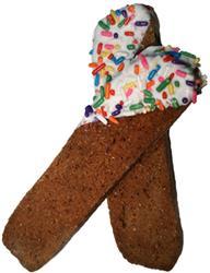 Barkin' Biscotti
